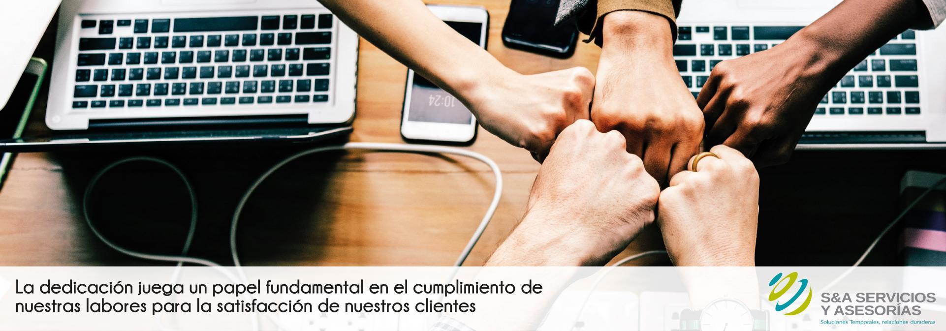 Satisfacción clientes